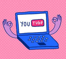 Mediteer met YouTube voor een diepere kijk in jezelf